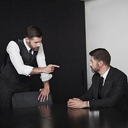 Se litigo col capo non posso essere licenziato